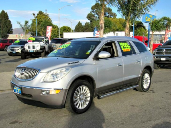 used buick enclave for sale in salinas ca u s news world report. Black Bedroom Furniture Sets. Home Design Ideas