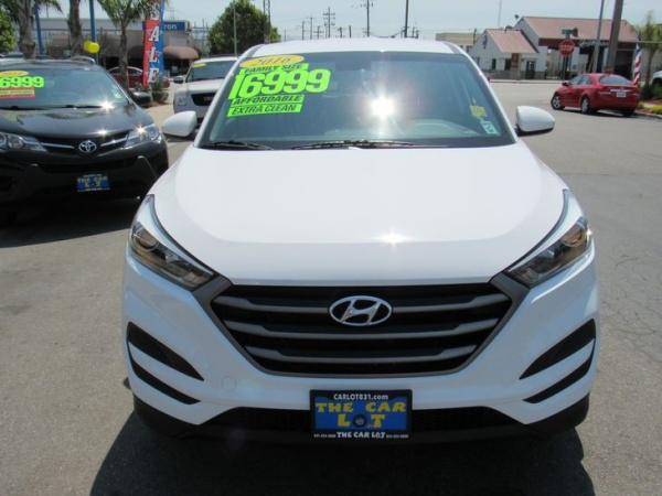 used hyundai tucson for sale in salinas ca u s news world report. Black Bedroom Furniture Sets. Home Design Ideas