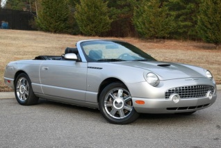 2004 Ford Thunderbird 2dr Convertible Deluxe For Sale In Mooresville NC