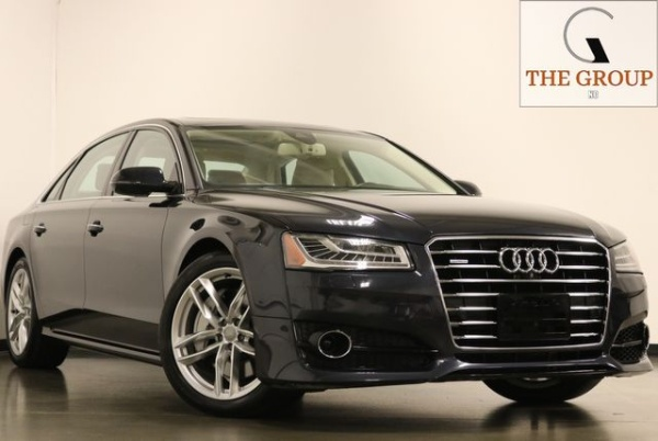 2017 Audi A8 in Mooresville, NC