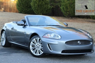 2010 Jaguar Xk Convertible For In Mooresville Nc