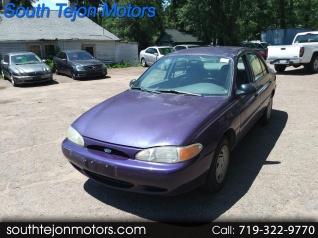 Colorado Springs Escorts >> Used Ford Escorts For Sale In Aurora Co Truecar