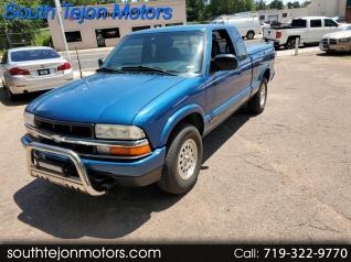 Used Chevrolet S-10s for Sale | TrueCar