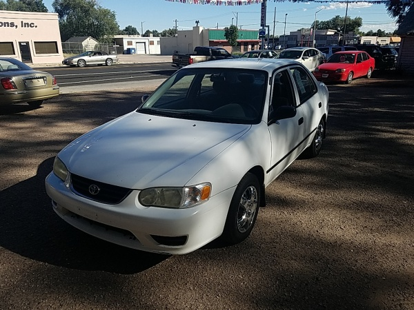 used toyota corolla for sale in colorado springs co u s news world report. Black Bedroom Furniture Sets. Home Design Ideas