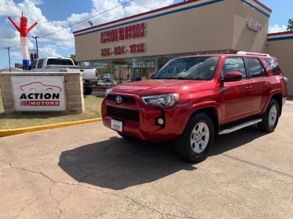 2014 Toyota 4Runner in Killeen, TX