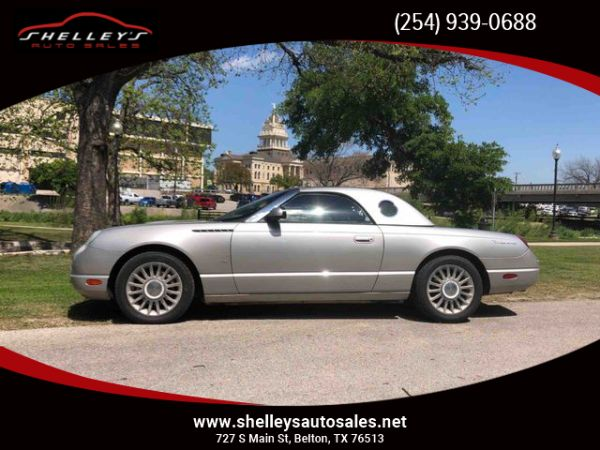 2004 Ford Thunderbird in Belton, TX