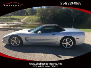 Used Chevrolet Corvettes For Sale In Round Rock Tx Truecar