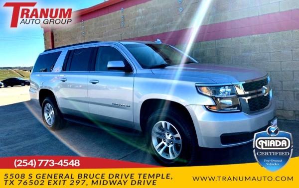2019 Chevrolet Suburban in Temple, TX