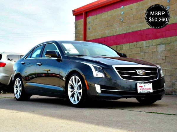 2015 Cadillac ATS in Temple, TX