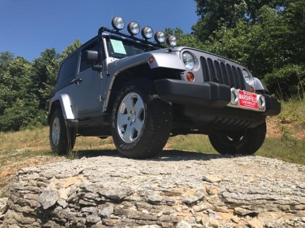 2013 Jeep Wrangler in Marshfield, MO