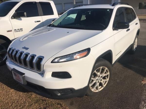 2017 Jeep Cherokee in Thomson, GA