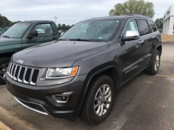 2015 Jeep Grand Cherokee in Thomson, GA