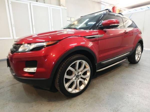 2013 Land Rover Range Rover Evoque in San Antonio, TX