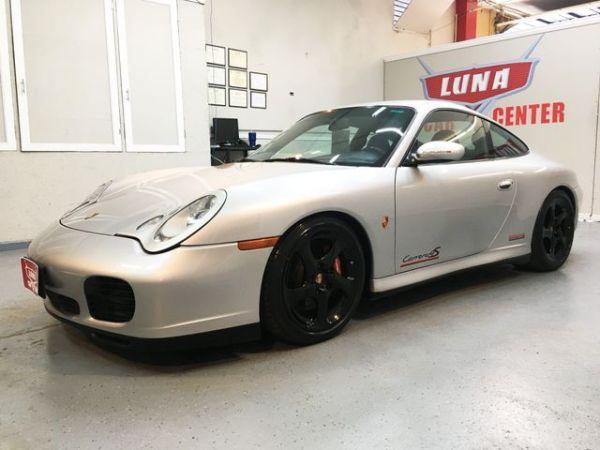 2002 Porsche 911 Carrera 4s Manual For Sale In San Antonio