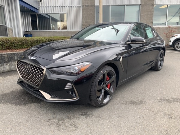 2019 Genesis G70 3.3T Advanced