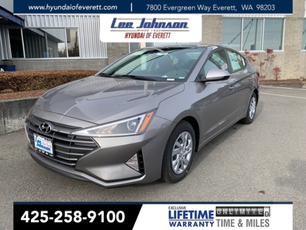2020 Hyundai Elantra in Everett, WA