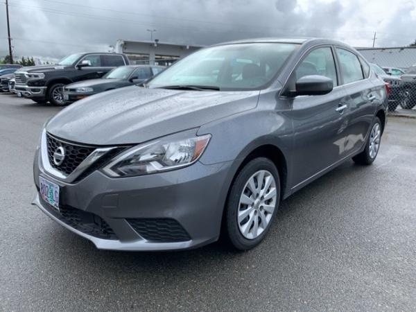 2019 Nissan Sentra in Everett, WA