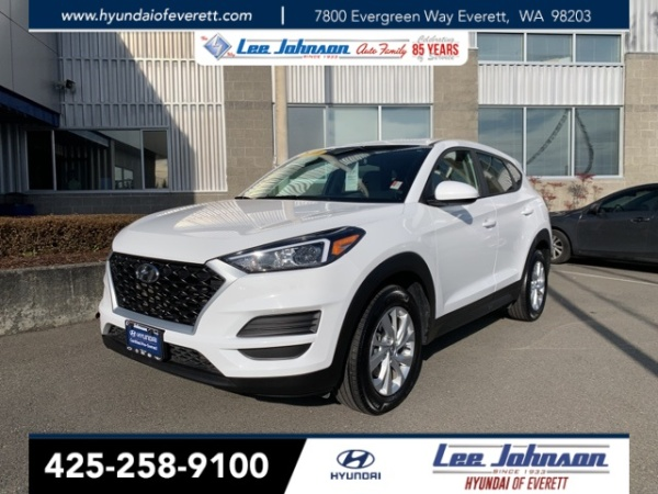 2019 Hyundai Tucson in Everett, WA