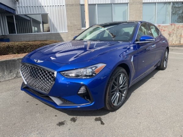 2019 Genesis G70 2.0T Advanced
