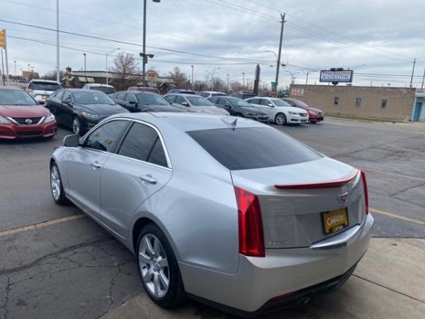 2015 Cadillac ATS in Madison Heights, MI