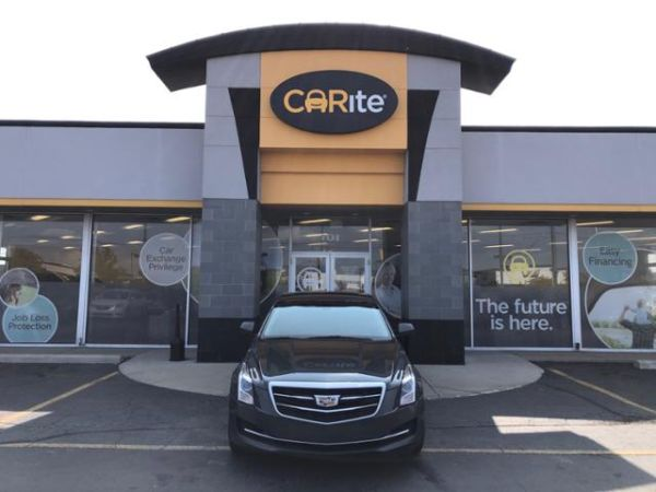 2017 Cadillac ATS Standard
