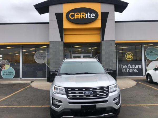 2016 Ford Explorer in Madison Heights, MI
