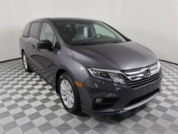 2019 Honda Odyssey in Martinez, GA