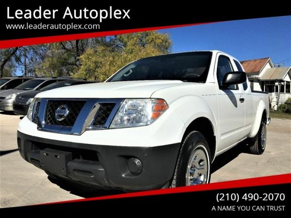 2015 Nissan Frontier in San Antonio, TX