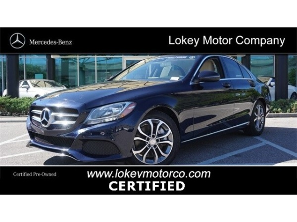 2016 Mercedes-Benz C-Class in Clearwater, FL