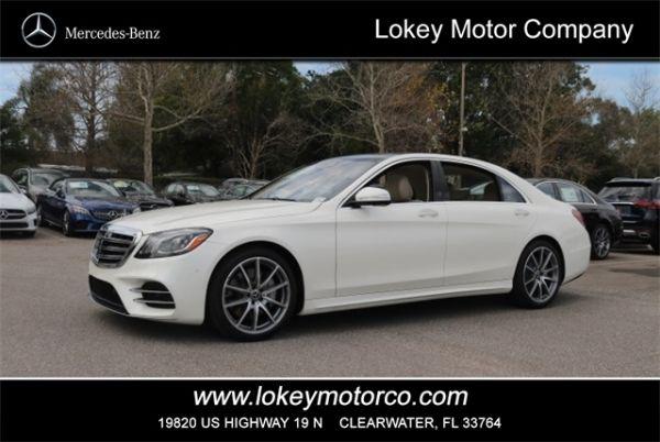 2020 Mercedes-Benz S-Class in Clearwater, FL