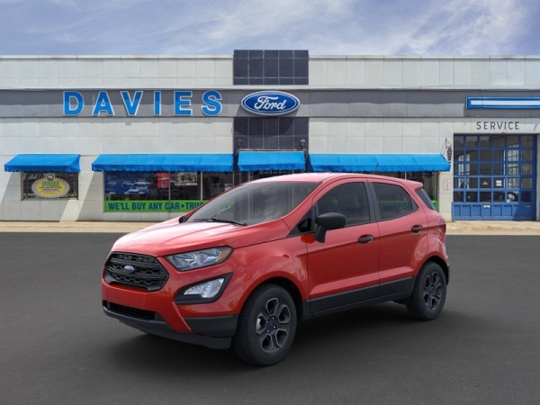 2020 Ford EcoSport in Charleroi, PA