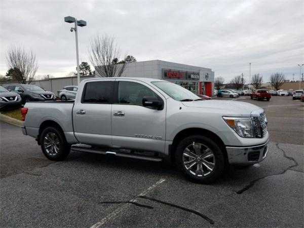 2019 Nissan Titan in Augusta, GA