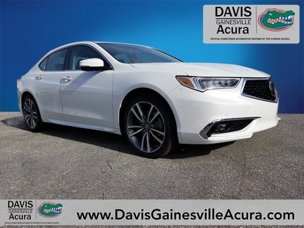 Acura Of Gainesville >> 2019 Acura Tlx 3 5l Sh Awd With Advance Package For Sale In