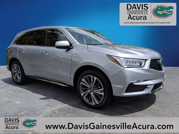 Acura Of Gainesville >> 2019 Acura Mdx Fwd With Technology Package For Sale In Gainesville
