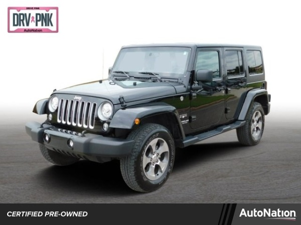 2017 Jeep Wrangler in Westminster, CO