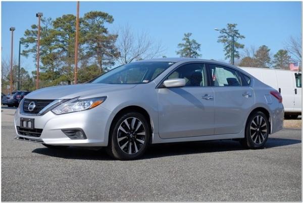 2018 Nissan Altima in Williamsburg, VA