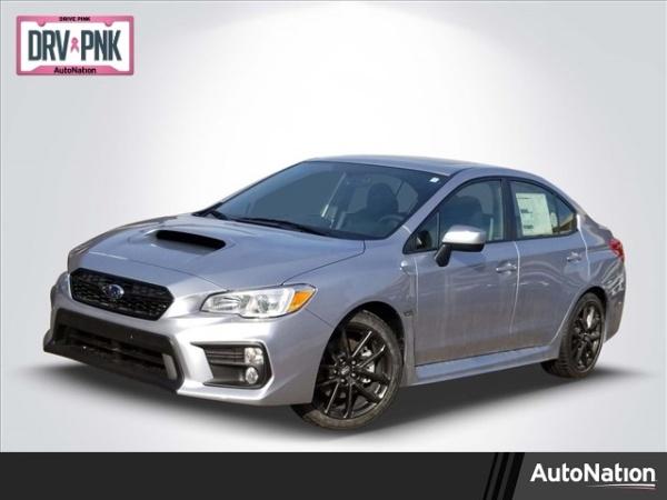 2020 Subaru WRX in Golden, CO