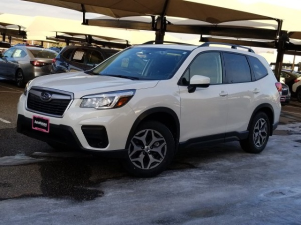 2020 Subaru Forester in Golden, CO