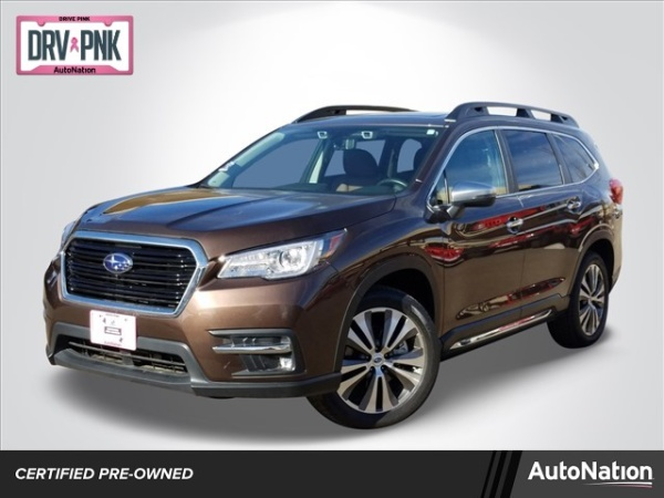 2019 Subaru Ascent in Golden, CO