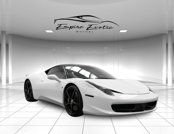 2014 Ferrari 458 Italia in Addison, TX