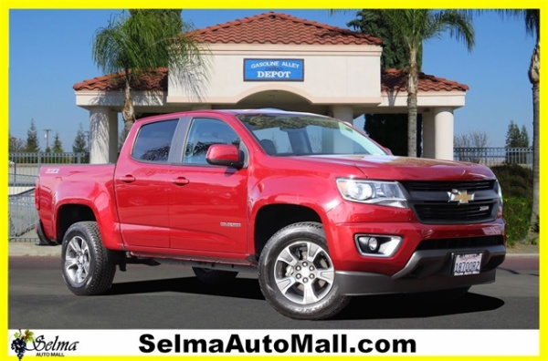 2019 Chevrolet Colorado in Selma, CA