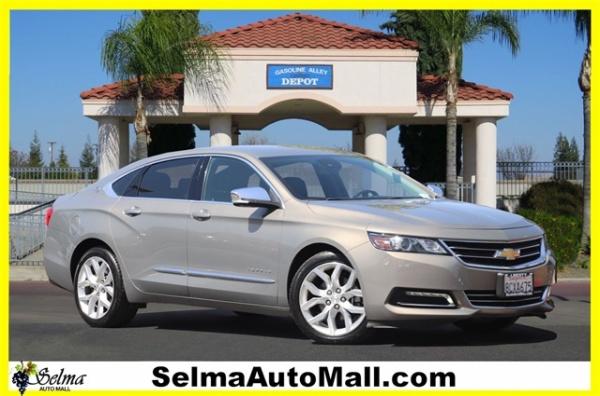 2017 Chevrolet Impala in Selma, CA