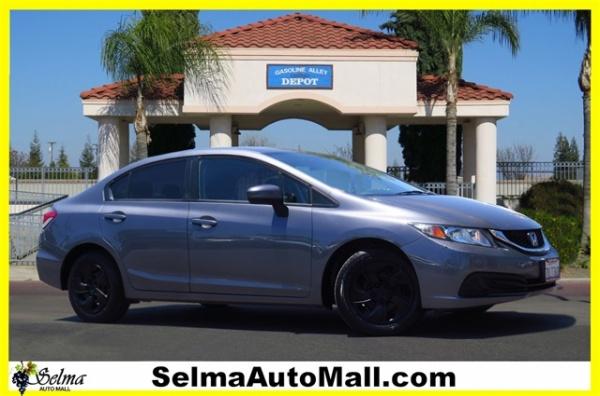 Used Honda Civic for Sale in Visalia, CA | U.S. News ...
