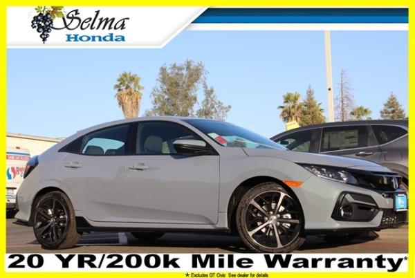 2020 Honda Civic in Selma, CA