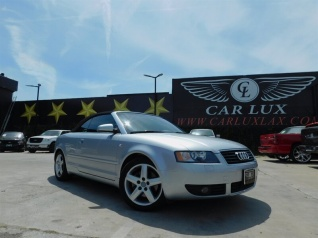 2005 Audi A4 Cabriolet 3 0l Cvt For In Lennox Ca