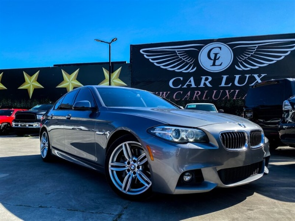 2015 BMW 5 Series in Lennox, CA