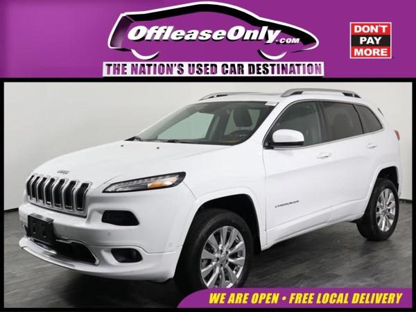 2017 Jeep Cherokee in Orlando, FL