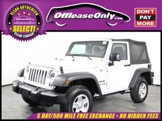 Used 2018 Jeep Wrangler Sport (JK) For Sale In Orlando, FL
