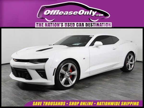 2016 Chevrolet Camaro Ss With 1ss Coupe For Sale In Orlando