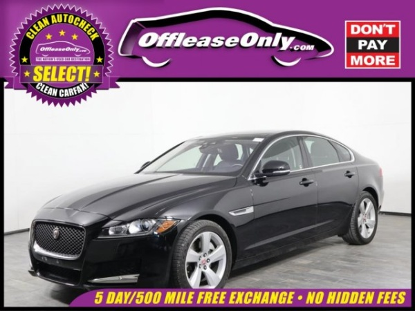 2018 Jaguar XF 25t Sedan RWD